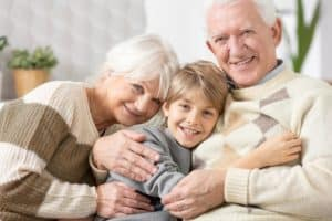 Grandparents visitation rights ykj law